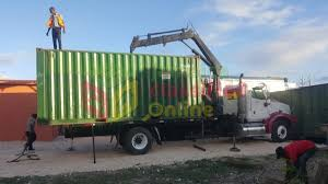 100 40 Ft Cargo Containers For Sale Shipping 20FT FT In Portmore St
