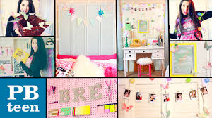 DIY PB Teen Inspired Room Decor