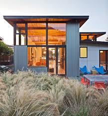 Stinson Beach House Style Exterior