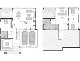 100 Split Level Project Homes Horizon Sloping Block House Design McDonald Jones
