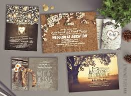 RUSTIC WEDDING INVITATIONS MY FAVORITE NEED IDEA