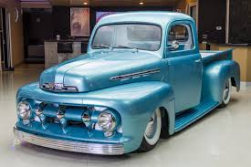 100 Ford F1 Truck 1951 Classic Cars For Sale Michigan Muscle Old Cars