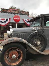 1931 Ford Model A Truck At Royer's Cafe In Round Top, Texas | Trucks ...