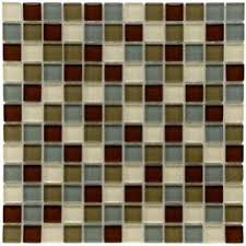 Menards Mosaic Glass Tile by Epoch Tile Jacobs Random Glass Mosaic Wall Tile At Menards Bath