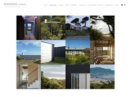100 Parsonson Architects Web Development Wave Studio