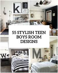 55 Modern And Stylish Teen Boys Room Designs