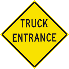 Brady Part: 115598 | Truck Entrance Sign | BradyID.com Brady Part 115598 Truck Entrance Sign Bradyidcom Caution Fire Crossing Denyse Signs Amscan 475 In X 65 Christmas Mdf Glitter 6pack Forklift Symbol Of Threat Alert Hazard Warning Icon Bridge Collapse Driver Ignores The Weight Limit Sign Youtube Stock Vector Art More Images Of Backgrounds 453909415 Top Performance Reviews News Yellow Road Depicting Truck On Railroad Crossing Photo No Or No Parking White Background Image Sign Truck Xing Sym X48 Acm Bo Dg National Capital Industries Walmart Dicated Home Daily 5000 On Bonus Cdl A