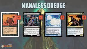instant deck tech manaless dredge legacy youtube
