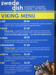 SwedeDISH,' CENTRAL FLORIDA'S ONLY SWEDISH FOOD TRUCK CELEBRATES ... Bombay Food Truck Menu Bandra Kurla Complex Card Prices 154 Best Food Truck Ideas Someday Images On Pinterest Seor Sisig San Franciscos Filipinomexican Fusion Festival Brochure Stock Vector 415223686 Chew Jacksonville Restaurant Reviews 23 Template Flyer 56 Free Curiocity Feature Hot Indian Foods Portland 333tacomenu Best Trucks Bay Area Thursdays The Houston Design Center Cafe Road Kill Menumin Infornicle Cheese Wizards Grilled Geeky Hostess El Cubanito For East