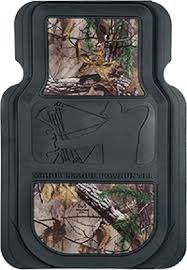 Realtree Floor Mats Mint by Signature Products Group Major League Bowhunter Floor Mat Realtree