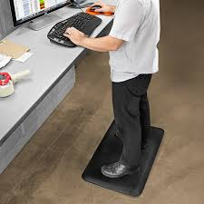 Standing Desk Floor Mat Amazon by Amazon Com Saloniture 30