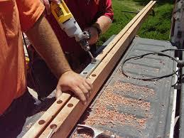 Horizontal Deck Railing Ideas by How To Build Custom Deck Railings How Tos Diy