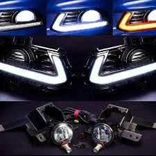 drive bright ford fusion mondeo led daytime running light kit