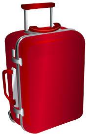 Bag Clipart Travel 4