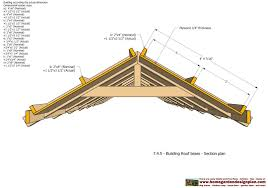Gambrel Shed Plans 16x20 by More Shed Plans 8 X 9 Naka