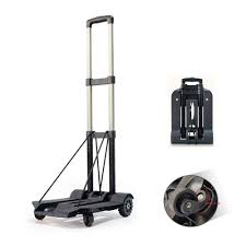 100 Hand Truck Vs Dolly Amazoncom Wincspace Lightweight Folding Cart Fold Up