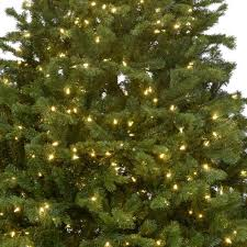 Avon Fir LED Instant Lite Pole Pre Lit Artificial Christmas Tree