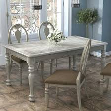 Transitional Dining Set Table Room Sets