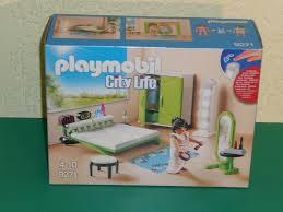 playmobil schlafzimmer mit licht neu comprare su ricardo