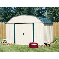 Arrow Woodridge Steel Storage Sheds by Arrow Metal Shed 10x12 100 Images Arrow Murryhill 12 Ft X 10