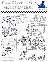 Recycling Coloring Pages Page Eassume Images