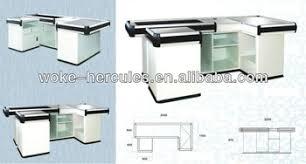 caisse de bureau électronique caisse caisse de table électronique supermarché