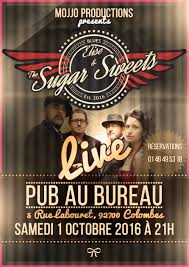 au bureau colombes concerts elise and the sugarsweets