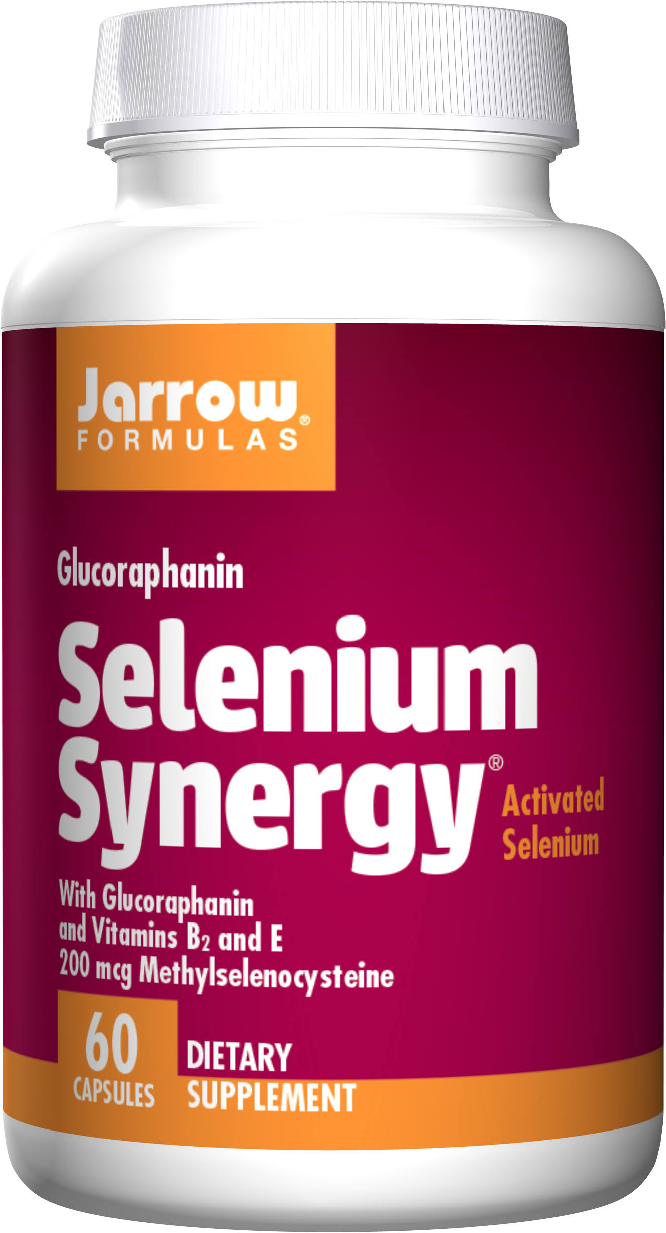 Jarrow Formulas Selenium Synergy Supplement - 60 Capsules