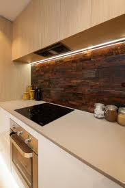 Glass Splashback Stonelook In Kitchen Digitally Printed By Metro