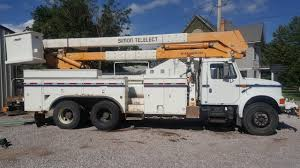 100 Bucket Trucks For Sale By Owner 75 High Ranger Simon Telelect 1500 Lb Material Handler Truck