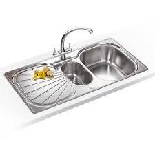 Kitchen Sink Types Uk by Stainless Steel Franke Sinks Plumbworld