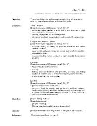 Objective Of Resume Writing Workshop Examples Objectives In A How To Write For Teena Internship