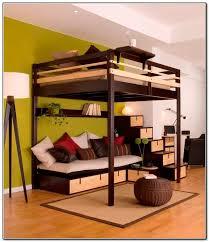 Ikea Full Size Loft Bed by Best 25 Double Loft Beds Ideas On Pinterest Loft Bunk Beds