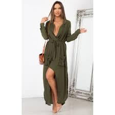 neck long sleeve maxi dress summer summer dresses