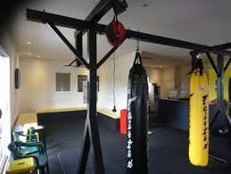 Diy Heavy Bag Ceiling Mount by Used Punching Bag Stand Boxing U0026 Martial Arts Gumtree