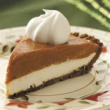 Gingersnap Pumpkin Pie Crust by Gingersnap Pumpkin Pie Recipe Taste Of Home