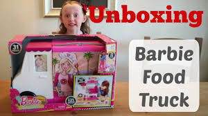 Barbie Food Truck Unboxing - YouTube Barbie Camping Fun Suvtruckcarvehicle Review New Doll Car For And Ken Vacation Truck Canoe Jet Ski Youtube Amazoncom Power Wheels Lil Quad Toys Games Food Toy Unboxing By Junior Gizmo Smyths Photos Collections Moshi Monsters Ice Cream Queen Elsa Mlp Fashems Shopkins Tonka Jeep Bronco Type Truck Pink Daisies Metal Vintage Rare Buy Medical Vehicle Frm19 Incl Shipping Walmartcom 4x4 June Truck Of The Month With Your Favorite Golden Girl Rc Remote Control Big Foot Jeep Teen Best Ruced Sale In Bedford County