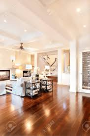 100 Beautiful Drawing Room Pics Drawing Room With Glossy Wooden Floor In A Luxury House