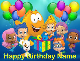 Bubble Guppies Cake Toppers by 7 Best Bubble Guppies Cake Toppers U0026 Party Supplies Images On