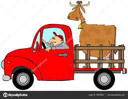 100 Cow Truck Hauling A Cow Stock Photo Caraman 139736932
