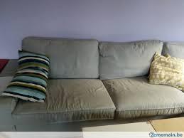 repose pied canapé magnifique canapé d angle kivik et repose pied quasi neuf a