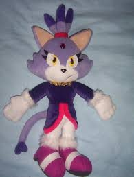blaze the cat plush blaze the cat 4 plush by victim on deviantart