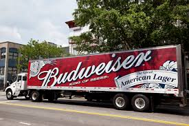 Budweiser Now Brews Its US Beer Using 100% Renewable Energy ... Budweiser Truck Stock Images 40 Photos Ubers Selfdriving Startup Otto Makes Its First Delivery Budweiser Truck And Trailer Pack V20 Fs15 Farming Simulator Truck New York City Usa Photo Royalty Free This Is For Semi Trucks And Ottos Success Vehicle Wrap Gallery Examples Hauls Across Colorado In Selfdriving Hauls Across With Just Delivered 500 Beers Now Brews Its Us Beer Using 100 Renewable Energy Clyddales Boarding The Ss Badger 1