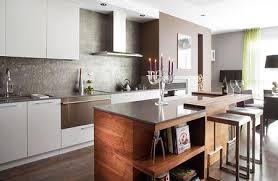 photo de cuisine design rénovation de cuisine comment préparer projet