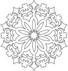 Best 25 Rangoli Patterns Ideas On Pinterest With Designs Printable Coloring Pages