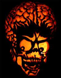 Harley Quinn Pumpkin Template by Mars Attacks Pumpkin By Piobman On Deviantart