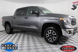 100 Pick Up Truck For Sale By Owner Certified PreOwned 2018 Toyota Tundra SR5 In Santa Fe JX751099T