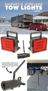 Pilot Magnetic Tow Lights - Red LEDs - 4-Way Flat And 7-Way RV ... Ansi Class 2 Vest With Led Lights Tow Truck Majestic Fire Apparel Wireless Remote Strobe Light Vehicle Emergency For Car Need Lights Youve Come To The Right Place Tow Truck Leds Avian Eye Tir 3 Watt Bar 55 In Light Cyan Soil Bay 88 47 Beacon Warn Thundereye Low Profile Magnetic Roof Mount Cstruction Warning Semi Pickup Auto 2x12 V24 V Led Side Marker Cahaya Submersible Oval Lightbar For Vehicles Trucks Mini Hitch Running Dual Brake Signal Function Suv Cheap Find Round And Trailer 4 Braketurntail W