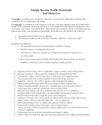 Resume Sales Examples Example Objective Statement For General Sample Executive Bank