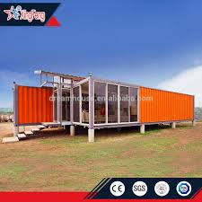 100 Shipping Container 40ft Glass House Luxury Modified Homes Buy House Glass